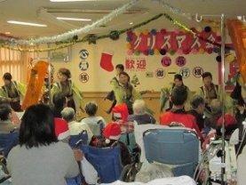 クリスマス会の様子5