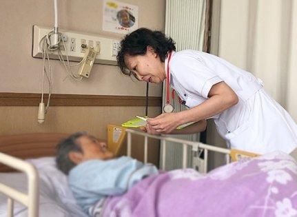 長期的な医療と介護を提供します